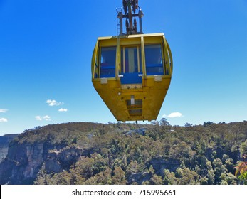The Scenic Cableway at Scenic World, tourist attraction located in Katoomba, Australia. Discover panoramic views of the World Heritage-listed Blue Mountains from the Scenic Cableway.