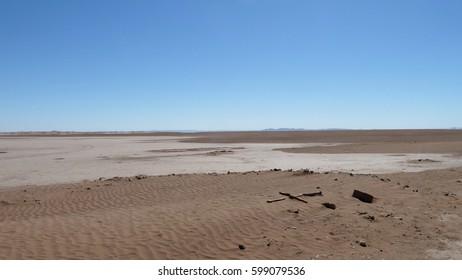 scenic desert landscape in Morocco