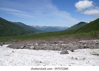 scenic Kamchatka landscape