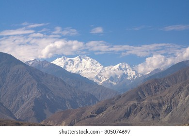 Scenic landscape - The Killer Mountain - Nanga Parbat - Elevation 8,126 m