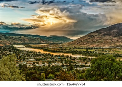 Scenic Lookout, Kamloops, Canada