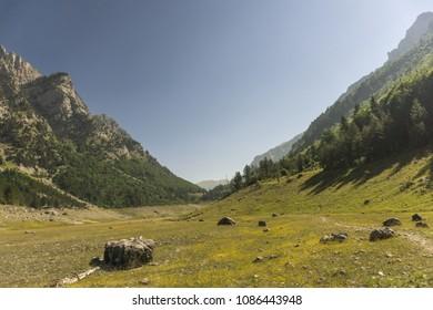 Scenic Mountain View