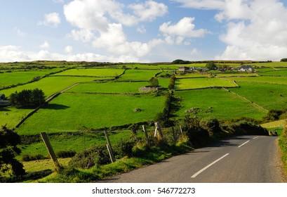 Scenic route, Ireland