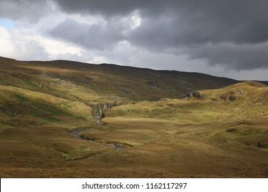 Scenic Scottish Highlands