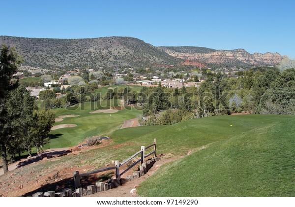 Scenic Sedona Golf Course