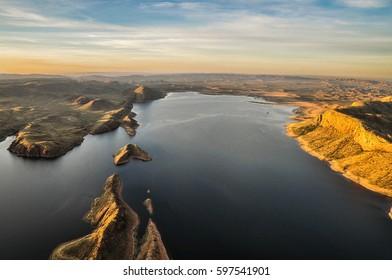 Scenic tour in Lake Argyle, Kimberley, Western Australia