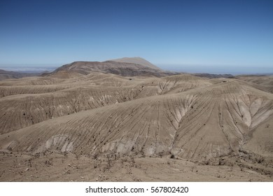 scenic view of Andean high plateau