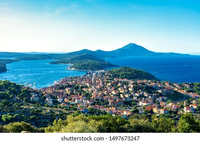 scenic view of the croatian losinj islands in the kvarner gulf daytime