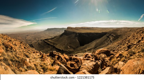 Scenic view of the Karoo National Park
