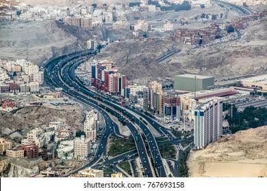 Makkah Street Hd Stock Images Shutterstock