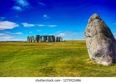 Stonehenge View Images, Stock Photos & Vectors | Shutterstock