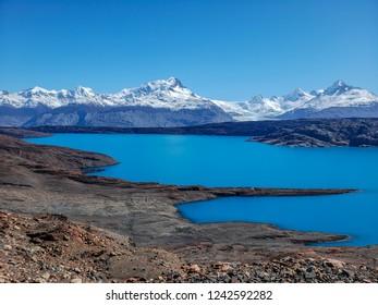 Scenic views from Estancia Cristina and Glaciar Upsala, Patagonia, Argentina