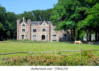 Schaffelaar castle Gelderland Barneveld