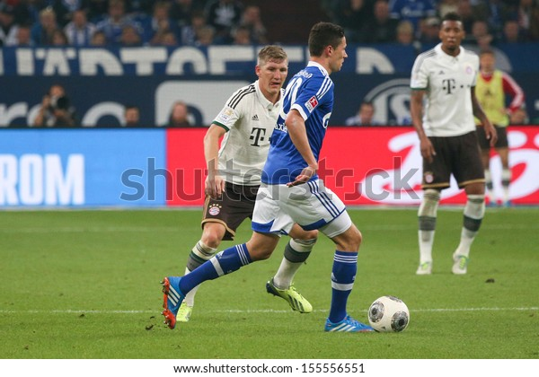 Schalke Germany Sep 21 Julian Draxler Stock Photo (Edit Now