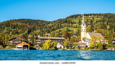 schliersee lake in bavaria - photo