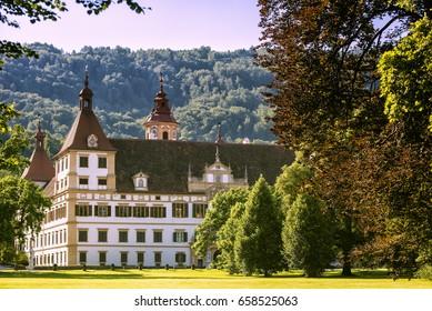 Schloss Eggenberg in Graz, Austria