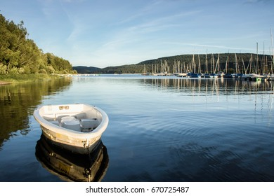 Schluchsee in the Black Forest Germany