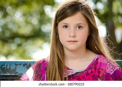 School Aged Girl