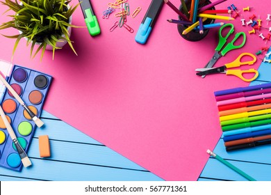 School or art background