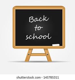 school board icon  illustration