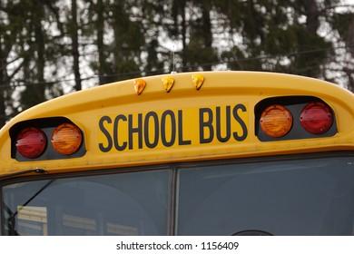 School Bus Detail