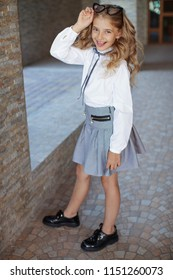 School children's fashion