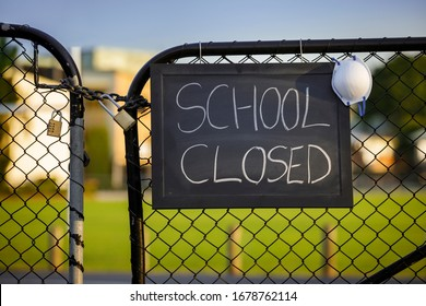 Schools Closed Images, Stock Photos & Vectors | Shutterstock