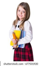 Kids School Uniforms Images, Stock Photos & Vectors