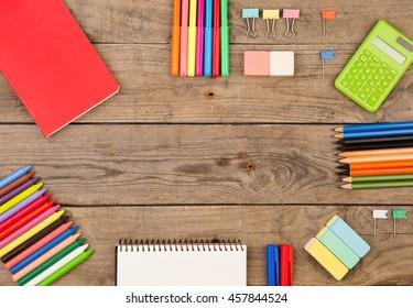 Imágenes, fotos de stock y vectores sobre Cuadernos Mesa | Shutterstock