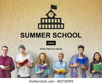 School Summer Wisdom Knowledge Education Concept
