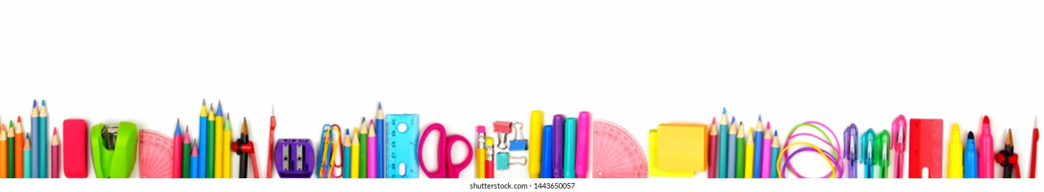 School Border Images, Stock Photos & Vectors | Shutterstock