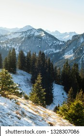 Schwangau Bavaria Germany alpines landscape