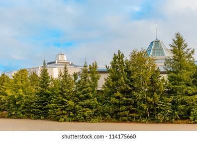 Science Center North in Sudbury,Ontario-Canada
