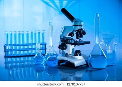Science experiment,Laboratory equipment, Development background