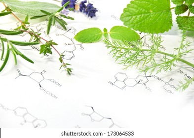 science and herb