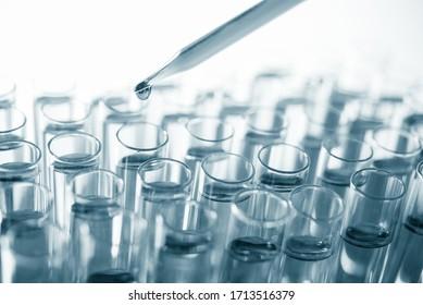 Laboratoriumsprüfröhren, Laborausrüstung