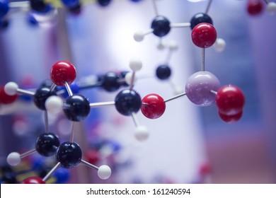 Science Molecular DNA Structure