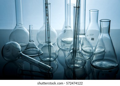 Scientific equipment chemical laboratory. Chemical studies.