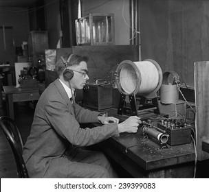 Radio History Images, Stock Photos & Vectors   Shutterstock