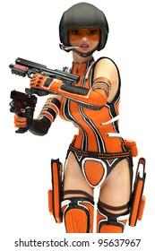 Sci-Fi Girl
