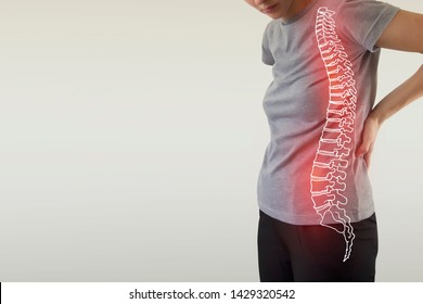 scoliosis, kiphosis and lordosis - spinal disease problems