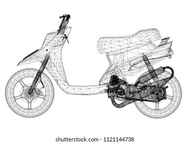 Arquiteto images stock photos vectors shutterstock scooter design architect blueprint isolated malvernweather Gallery