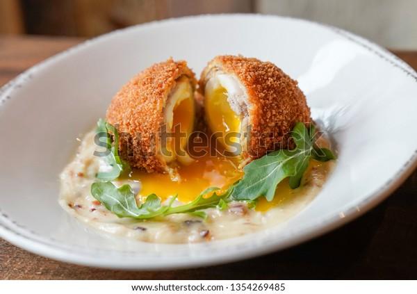 Scotch Eggs Lent Easter
