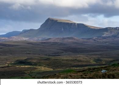 Scotland mountain