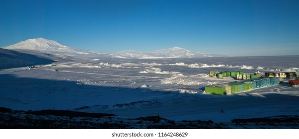 Scott Base research station, Antarctica