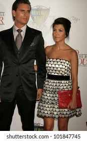 Scott Disick and Kourtney Kardashian  at the 9.02.10 Celebration Event At The Taste Of Beverly Hills, Private Location, Beverly Hills, CA. 09-02-10
