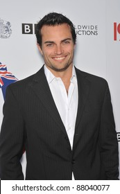 Scott Elrod at the champagne launch party for BritWeek 2010 at the British Consul-General's residence in Los Angeles. April 20, 2010  Los Angeles, CA Picture: Paul Smith / Featureflash