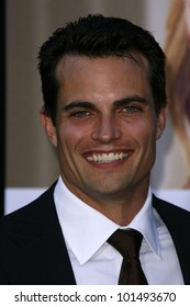 """Scott Elrod  at """"The Switch"""" World Premiere, Chinese Theater, Hollywood, CA. 08-16-10"""