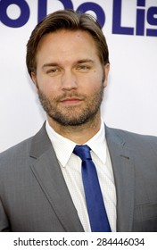 """Scott Porter at the Los Angeles premiere of """"The To Do List"""" held at the Regency Village Theater in Westwood on July 23, 2013 in Los Angeles, California."""