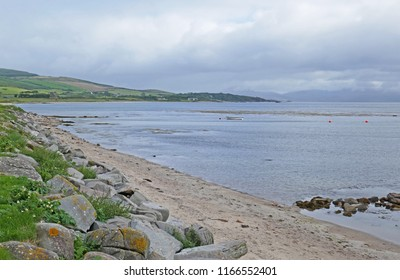 Scottish Beach Landscape